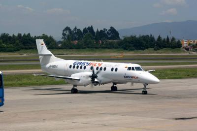 En Bucaramanga, la movilización de pasajeros por transporte aéreo cayó 4,1%