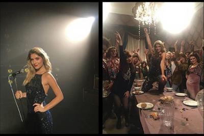 Laura Tobón es la protagonista del video musical de Bohemiam Rhapsody