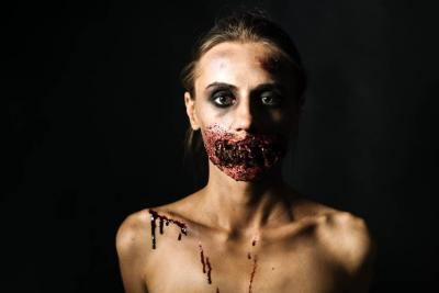 Maquillaje para Halloween: paso a paso