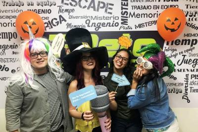 Prográmese con las mejores actividades para Halloween en Bucaramanga