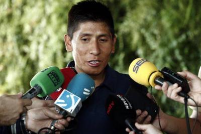 Nairo Quintana no aguantó más y se despachó contra sus contradictores