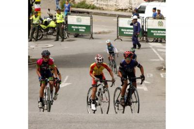 Atención a los cierres viales por el Festival Nacional de Ciclismo