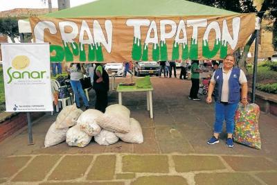 'Tapatón' cumplió su meta en Socorro