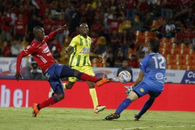 Atlético Bucaramanga perdió 2-0 contra Independiente Medellín