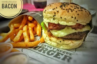 Setenta y nueve Burger
