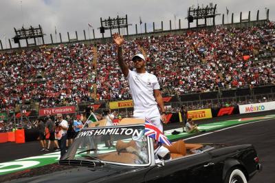 Lewis Hamilton se coronó campeón por quinta vez de la Fórmula 1