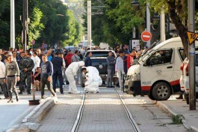 Reportan nueve heridos tras presunto ataque suicida en Túnez
