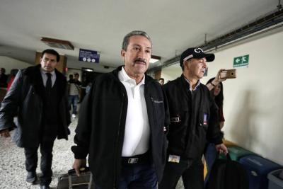 Arrancó juicio en la Corte contra exgobernador Hugo Aguilar