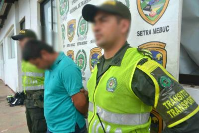 Fue capturado en Santander alias 'Mario', jefe de finanzas del Eln