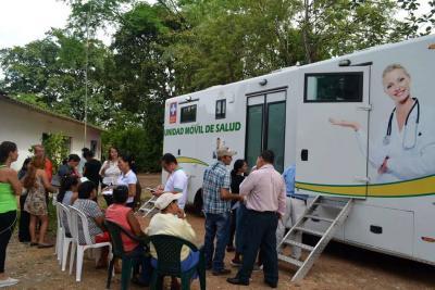 Zona rural de Bucaramanga pide las unidades de salud que les prometieron
