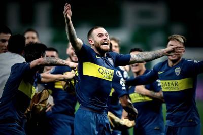 """River y Boca dan """"golpe de estadio' en Brasil y se citan en una inédita final"""