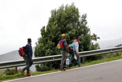 La mitad de los migrantes que salieron de Venezuela está en Colombia