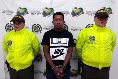 Capturan a alias 'Borojó' por el delito de intento de homicidio