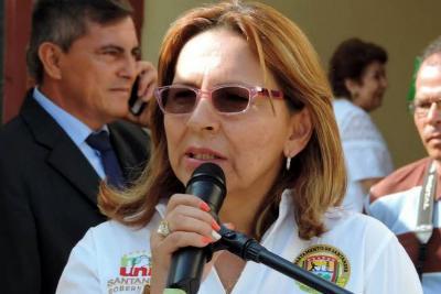 Mantienen medida carcelaria en contra de la ex secretaria de Educación de Santander