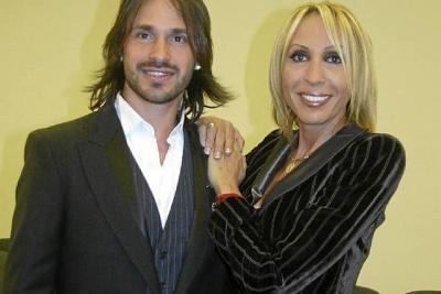Laura Bozzo demanda a su ex  Cristian Zuárez por extorsión