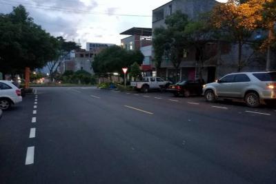 Nueva vía en Junín, no cesa  inconformismo comunitario