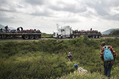Estos son los datos básicos para entender las caravanas de migrantes en México