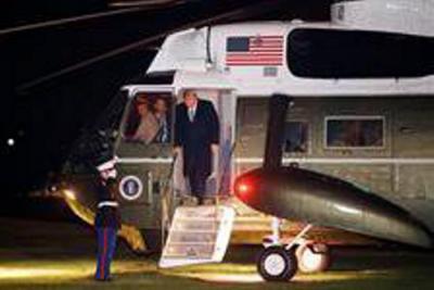 Presidente Donald Trump aplazó su visita a Colombia