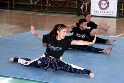 Las artes marciales se toman Bucaramanga con Open Internacional