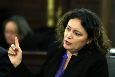 """Duque es un """"hipócrita"""" por no salvar proyectos anticorrupción: Angélica Lozano"""