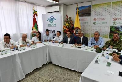 El próximo año se iniciará  socialización de Santurbán