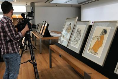 Klimt y Schiele, unidos por sus obsesiones