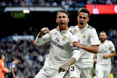 El Real Madrid vuelve a ganar en la Liga de España luego de seis partidos