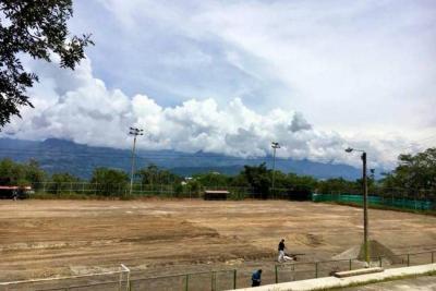 ¿En qué van las obras del Estadio Municipal en Socorro?