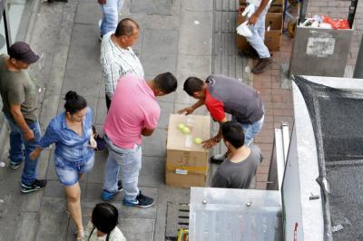 La banda de 'Dónde está la bolita' sigue operando en el Centro de Bucaramanga