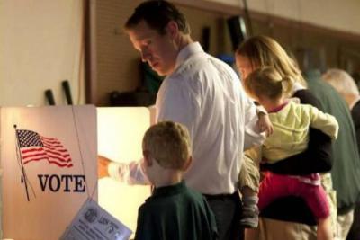 Mañana se celebran elecciones legislativas en Estados Unidos