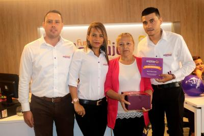 Renovación de oficinas de Fundación delamujer llegó a Floridablanca