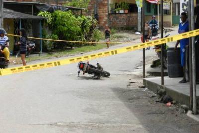 Joven fue atacado a bala en aparente disputa de territorio