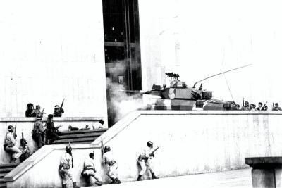 Así fue la trágica toma del Palacio de Justicia, hace 33 años