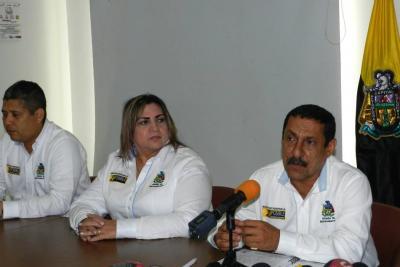 Andrade se comprometió con el proyecto Ciudadela Centenario