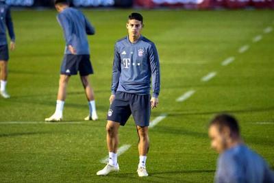 ¿James protagonizó una nueva pelea en el Bayern?