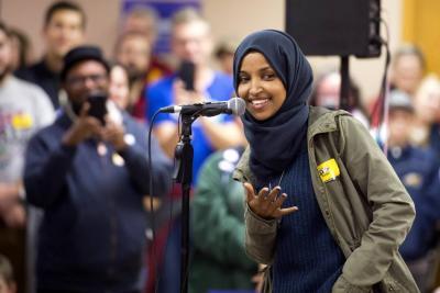 Estas son las mujeres musulmanas que llegan por primera vez al Congreso de EEUU