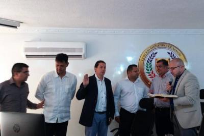 El presidente electo para el Concejo de San Gil, José Gregorio Ortiz Pérez, es el concejal más antiguo en esa corporación, con cuatro periodos consecutivos en el mismo.