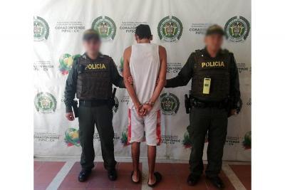 Dos personas capturadas en los últimos días en Socorro