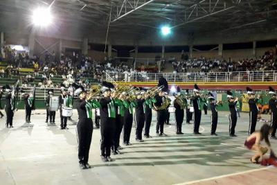 Socorro y Tunja, ganadores en el concurso de bandas en Oiba