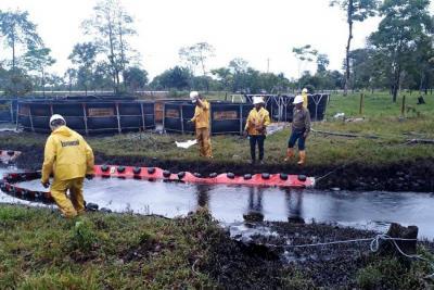 Ecopetrol rechazó estas acciones ilícitas que ponen en riesgo la vida de las personas y afectan las comunidades.