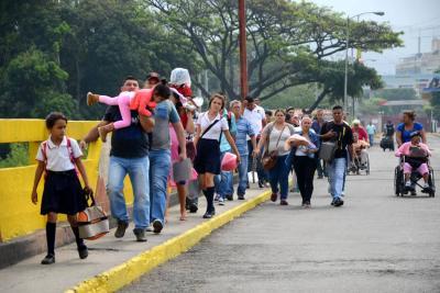 La Procuraduría hizo un llamado para que se sigan fortaleciendo las instituciones, la Gerencia de Frontera y la Cancillería.