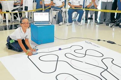 Los robots de Santander que cambian la forma de aprender