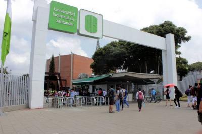 UIS reanuda actividades en el campus principal y sedes