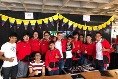 San Pedro y Politécnico, campeones de robótica