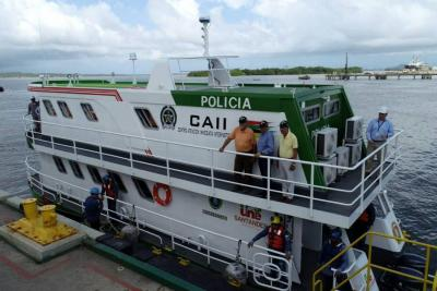 En un mes iniciará operación el CAII fluvial en Topocoro