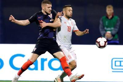 España cayó en Croacia y depende de otro resultado