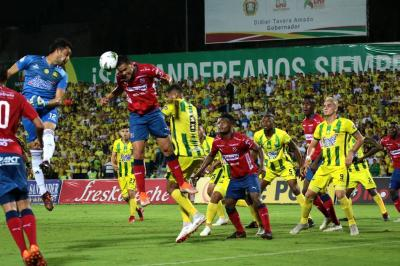 Atlético Bucaramanga se reivindicó con su afición