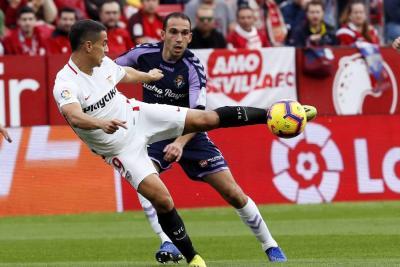 Sevilla sorprende; Juventus y PSG se afianzan; Real y Bayern no levantan