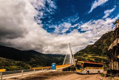 ¿Está listo el puente Hisgaura para hacer la prueba de carga?