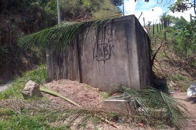 Aldea Alta de Girón espera la construcción de su acueducto